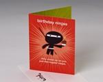 birthday ninja