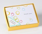 multi dot thank you notes