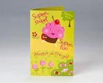 surprise inside cupcake